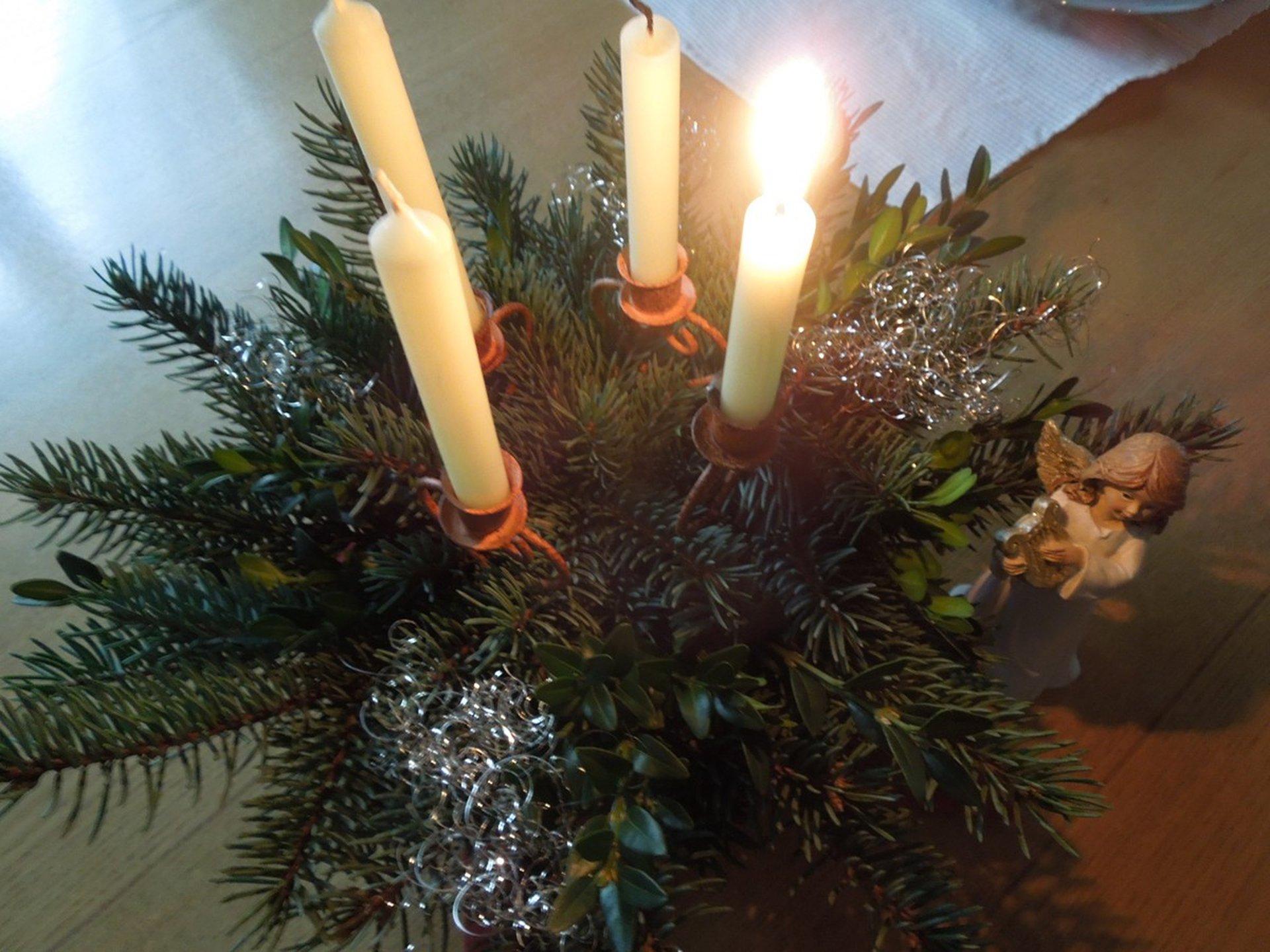Freiwillige Feuerwehr Unterlaus - Winterzeit - Brandgefahr steigt